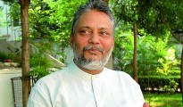 Rajendra Singh winner of the Stockholm Water Prize.