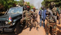 The rebels used to be linked with Seleka, an armed Muslim group who overthrew Central African Republic's president.