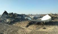 Russian Flight Wreckage