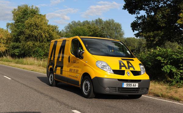AA Van