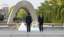 Barrack Obama & Shinzo Abe